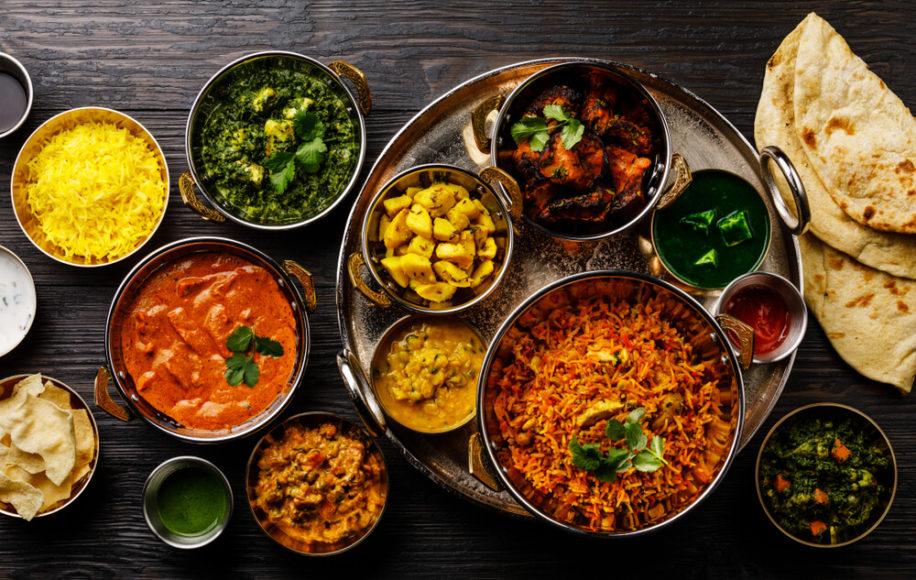 ... wie für die Landesküche mit ihrem vielen Gewürzen und Currys ...