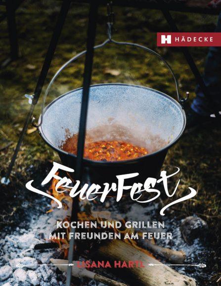 """Für ihr Grillbuch """"FeuerFest"""" (Hädecke Verlag) erhielt Lisana Hartl den """"World Gourmand Cookbook Award 2020"""" in der Kategorie Fotografie."""