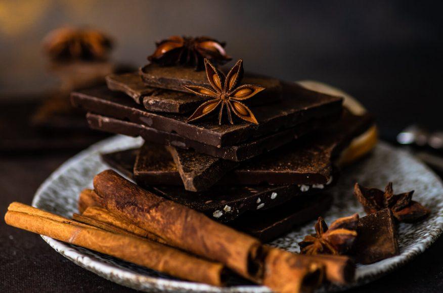 Gewürzschokolade